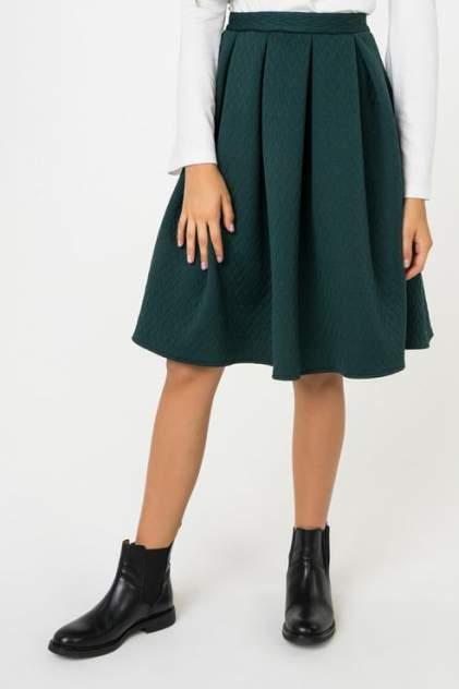 Женская юбка AScool SK3005, зеленый