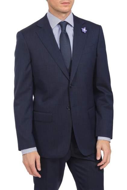 Пиджак мужской Kanzler 19W-SPR/BL2/N/4 синий 54 RU