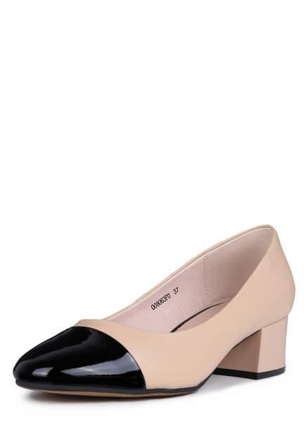 Туфли женские Pierre Cardin 710018124 бежевые 39 RU