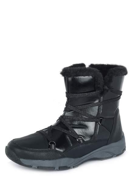 Угги женские T.Taccardi 710018677 черные 38 RU