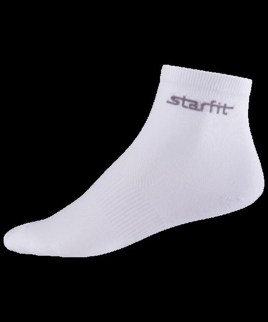 Носки StarFit SW-204, белые, 43-46 EU
