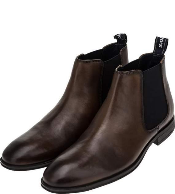 Мужские ботинки S.Oliver 5-5-15300-33-305, коричневый