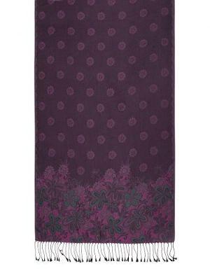 Палантин женский Labbra LSZ34-920 фиолетовый