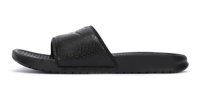 Шлепанцы мужские Nike Benassi JDI черные 7 US
