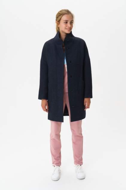 Пальто женское ElectraStyle С3У-7007/1-138 синее 44 RU