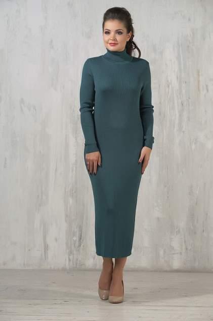 Платье женское VAY 2237 синее 44 RU