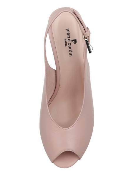 Туфли женские Pierre Cardin 710018108 бежевые 36 RU