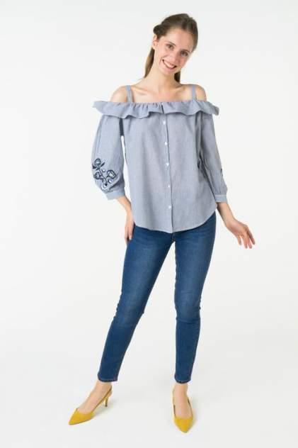 Блуза женская ZARINA 8226108308051 разноцветная 42 RU