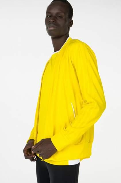 Ветровка мужская Adidas CF4320 желтая M