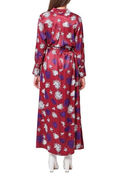 Платье женское BGN W20D326 красное 38 FR