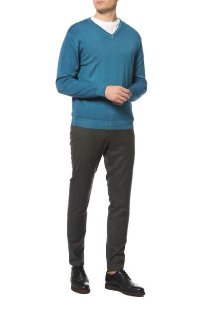 Джемпер мужской Digel 1168002/183018/23 голубой 56 DE