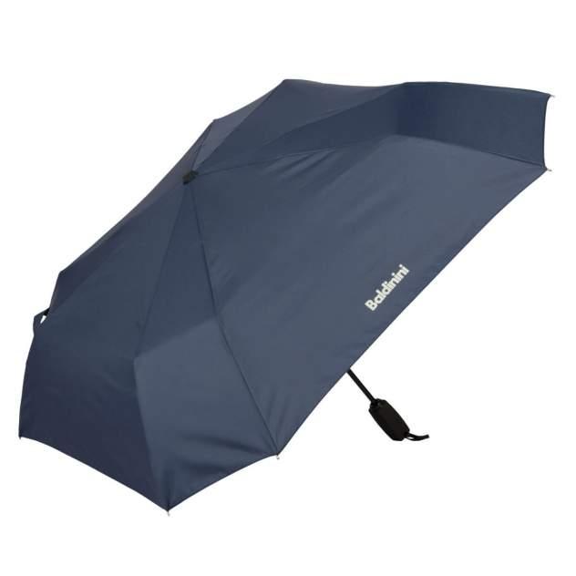 Зонт складной унисекс автоматический Baldinini 5649-OC синий