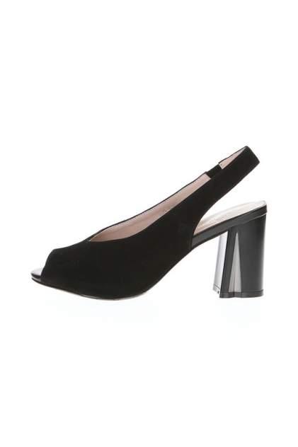 Босоножки женские Libellen A523-9295S-1 черные 38