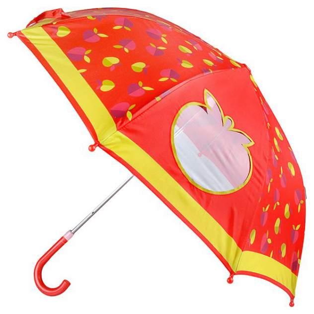 Детский зонт Mary Poppins Cherry Apple forest с окошком 41 см 53595