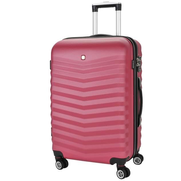 Чемодан Wenger Fribourg, розовый