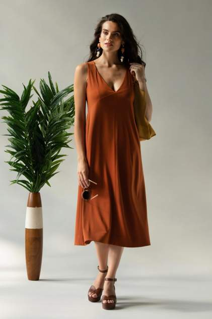 Женское платье Laete 60429-3, красный
