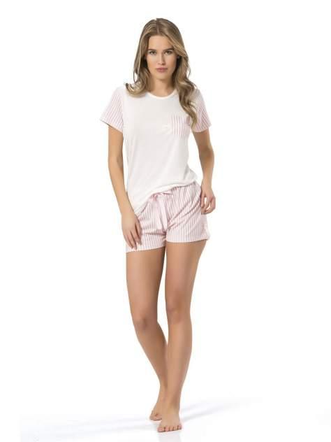 Пижама женская Turen 3260 серая L