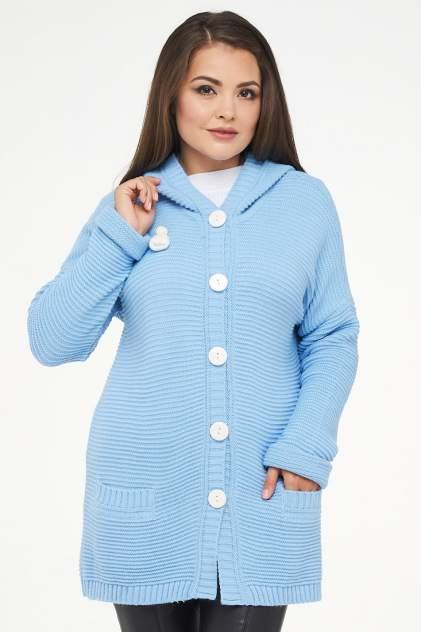 Жакет женский VAY 182-1560 голубой 44 RU