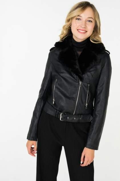 Куртка женская Incity 1.1.2.18.01.13.00129/194006 черная 40 RU