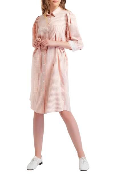 Платье женское BGN S19D063 розовое 38 FR