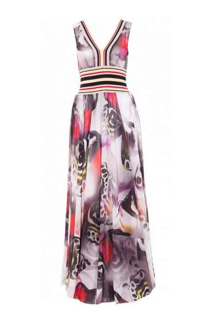 Платье женское Alter Ego 75259 серое 40 IT