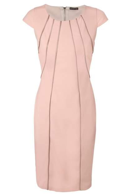 Платье женское Apart 27402 бежевое 46 DE