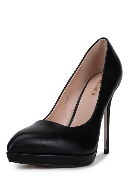 Туфли женские T.Taccardi 710017778 черные 40 RU