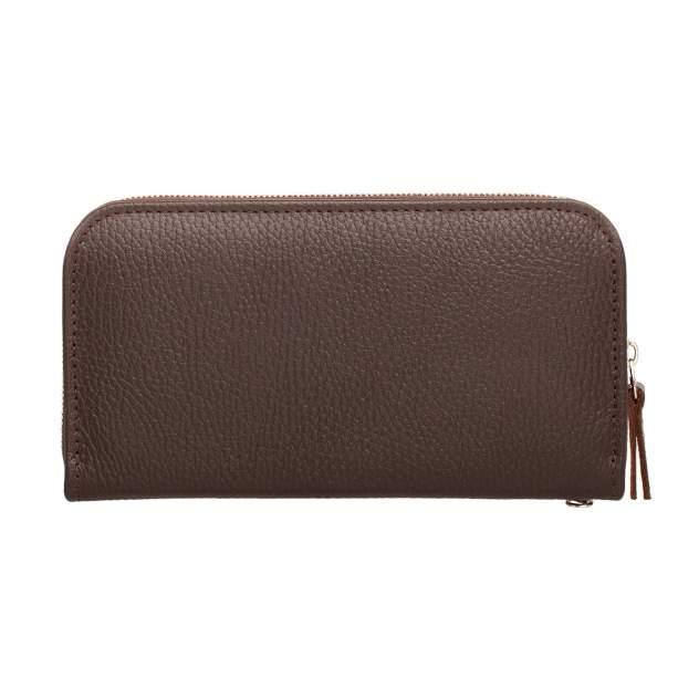 Клатч мужской кожаный Lakestone 932027 коричневый