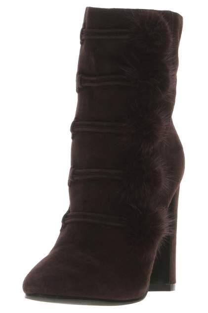 Полусапоги женские Milana 172177-8-224V коричневые 36