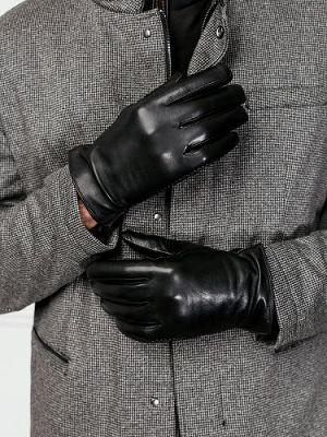 Перчатки мужские Eleganzza IS984 черные 9