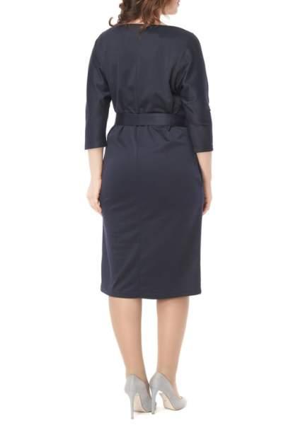 Платье женское Amarti 2-517 синее 50 RU