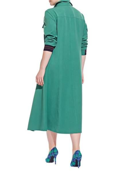 Платье женское Averi 54.1842.2. зеленое 56 RU