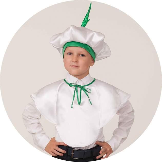 Карнавальный костюм Батик, цв. белый
