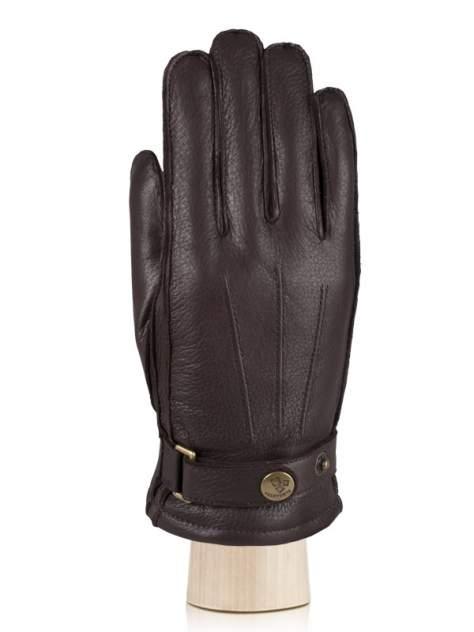 Перчатки мужские Eleganzza OS620 коричневые 9.5