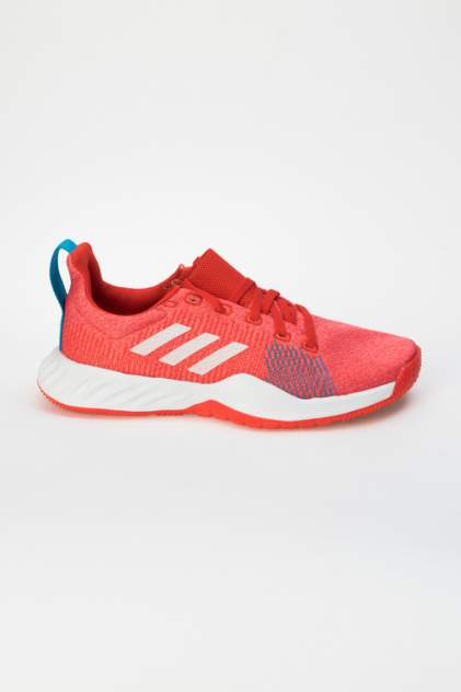 Кроссовки женские Adidas Solar LT TRAINER W красные 36 RU