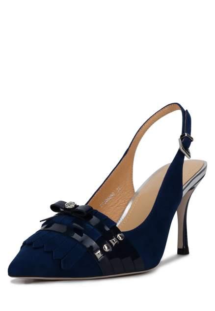 Туфли женские Pierre Cardin 27306860 синие 35 RU