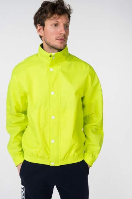 Ветровка мужская Tommy Jeans DM0DM05430 желтая XL