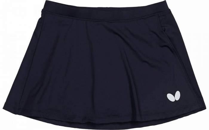 Спортивная юбка женская Butterfly Chiara синяя XXS