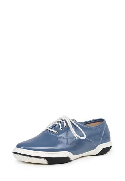 Полуботинки женские T.Taccardi 710018929 голубые 39 RU