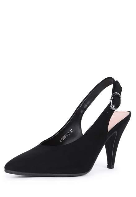 Туфли женские T.Taccardi 710017728 черные 38 RU