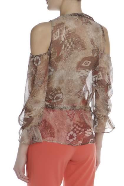 Блуза женская Motivi 2209Q03644 белая 38 IT