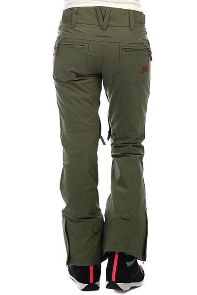 Спортивные брюки Roxy Cabin, four leaf clover, XS