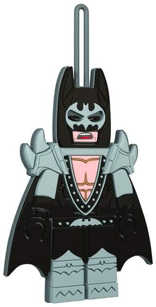 Бирка для багажа LEGO Batman Movie Glam Rocker Batman 51746