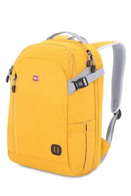 Рюкзак SwissGear HYBRID BACKPACK желтый SA 3555247416 29 л
