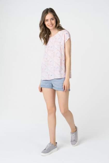 Блуза женская Broadway 10158515 фиолетовая XL