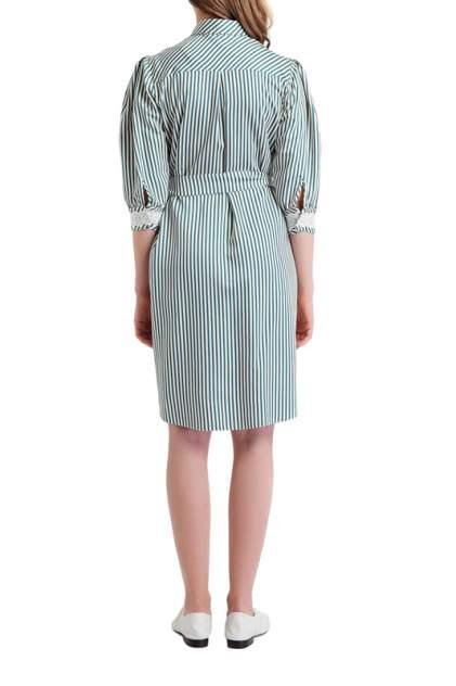 Платье женское BGN S19D063 серое 38 FR