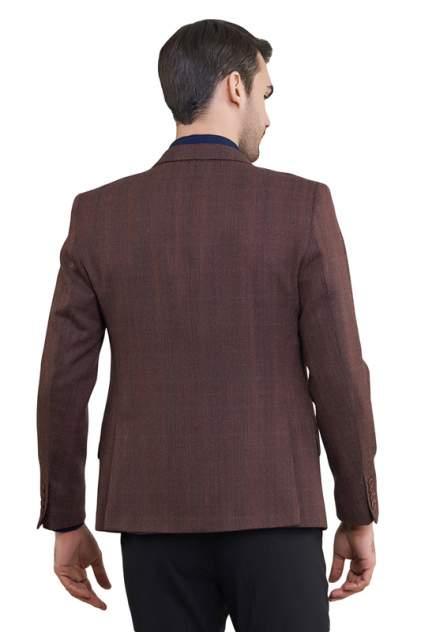 Пиджак мужской BAZIONI 3621-1 S ROCCA LUX красный 50 RU