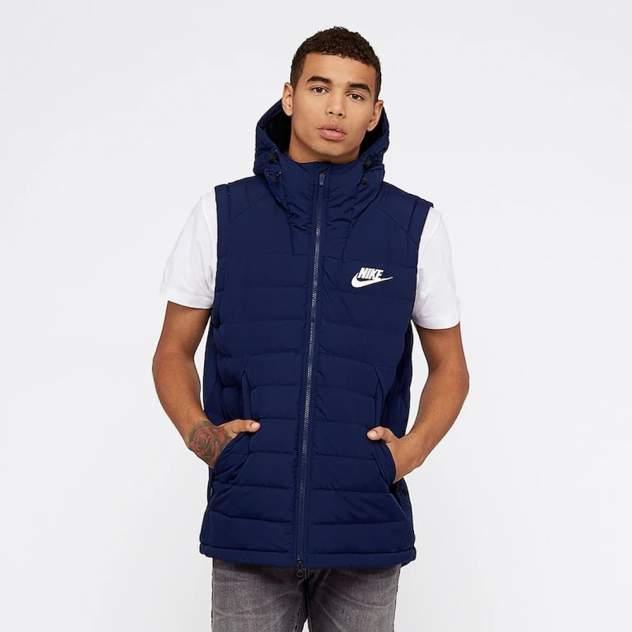 Спортивный жилет Nike Down Fill Vest, blue, M INT