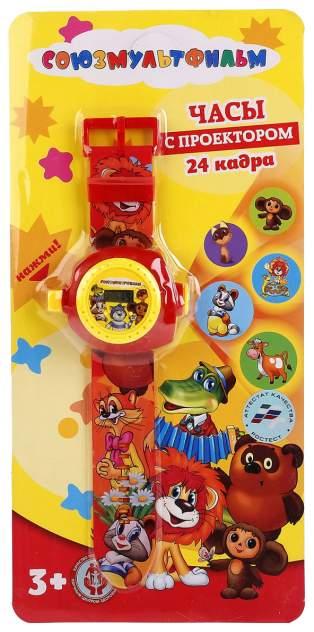 Интерактивная игрушка Умка Часы Союзмультфильм с проекцией, 24 кадра, в ассортименте