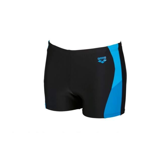 Шорты для плавания Arena Ren Short, black/pix blue/turquoise, 75 FR